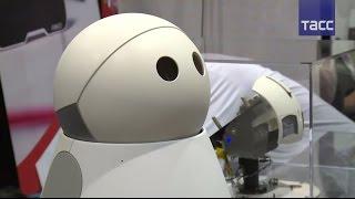 Kuri   эмоциональный робот