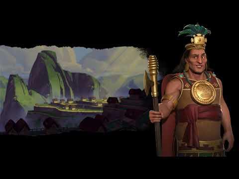 Inca Theme - Atomic (Civilization 6 OST)   Siempre Macho