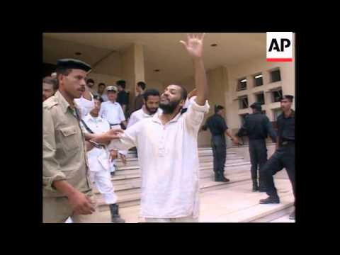 Egypt - Death Sentence For Islamic Militants