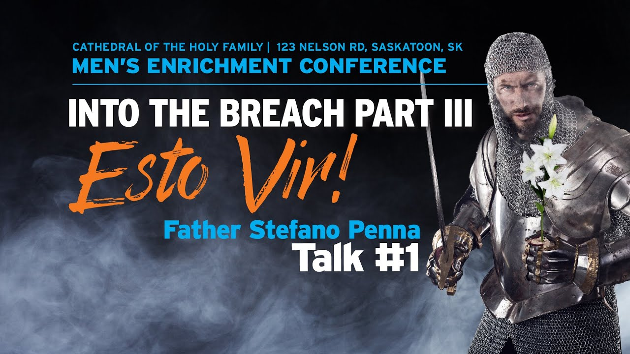 Father Penna rootedconference.ca 2021 - Talk #1