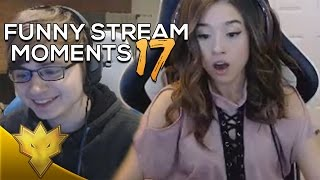 League of Legends Funny Stream Moments #17 - CAN'T HIT ANYTHING! - Best LoL Moments