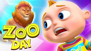 TooToo Boy - Zoo Scare Episode | Cartoon Animation For Children | Funny Kids Shows | Comedy Series