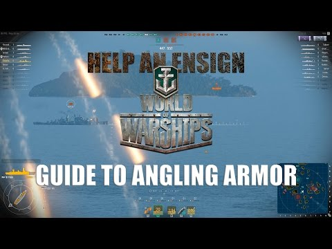 Help an Ensign - Guide to Angling Armor