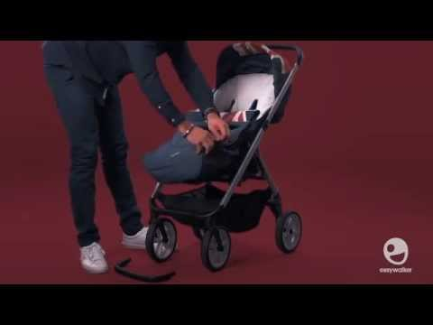 De Easy Walker BabymoonSilla Paseo Mini Stroller Youtube b7IYf6gyv
