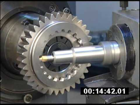 CNC GEAR TEETH ROUNDING (INTERNAL).wmv