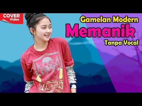 Tembang Jawa Campursari MEMANIK Karaoke & Cover + Lirik | Sangga Buana - Gayeeeng tenan!!