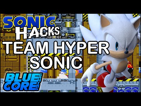 Sonic Hacks - Sonic Classic Heroes Team Hyper Sonic Final Boss Gameplay + Download