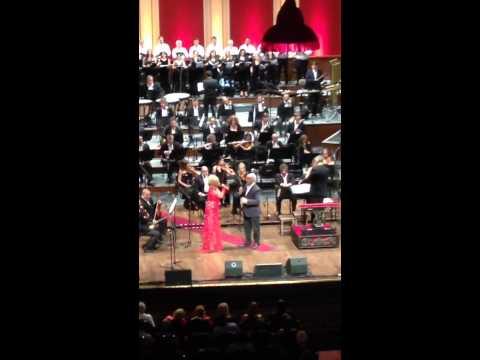 Teatro Colón !!! Valeria Lynch !