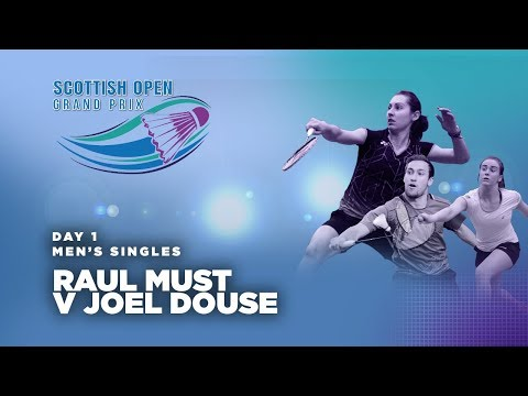 Scotish Open 2017 | Must vs Douse