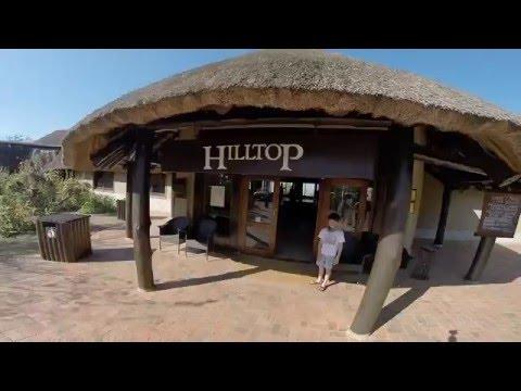 Hilltop at Hluhluwe Game Reserve, KwaZulu-Natal, South Africa
