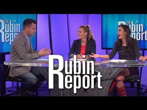 Lissette Padilla and Kim Horcher on The Rubin Report
