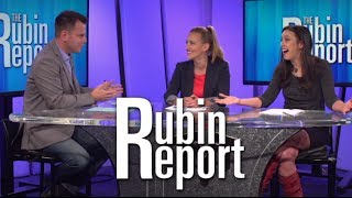 Lissette Padilla and Kim Horcher on The Rubin Report