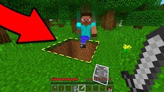 EASY WAYS TO TRAP YOUR FRIENDS IN MINECRAFT