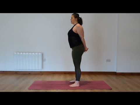 Yoga Osteo Chest Stretch