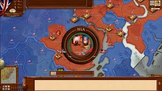 Birth of America 2 : Wars in America - British Campaign 1780