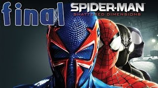 Spider-Man: Shattered Dimensions - Walkthrough - Final Part 14 - Mysterio | Ending (PC) [HD]