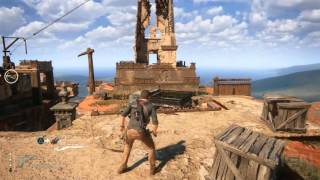 Uncharted 4 Walkthrough - Chapter 10: The 12 Towers (2/2)