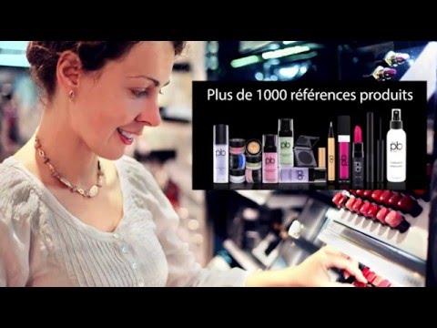 PB COSMETICS DEVELOPPEMENT Devenir franchisé dans la vente de cosmétiques