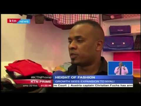 Omar Mahmoud fashion empire