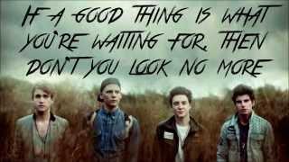 Rixton - Wait On Me (Lyrics)