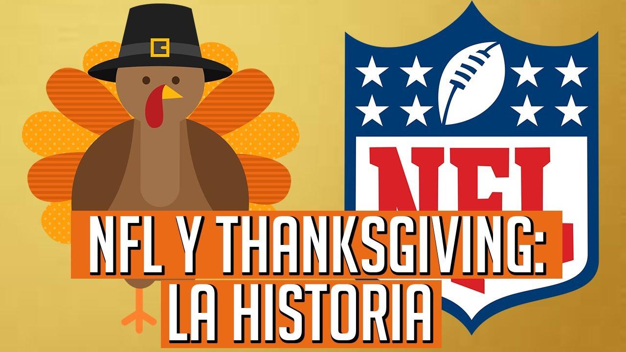 Por qu se juega la NFL en el Da de Accin de Gracias?