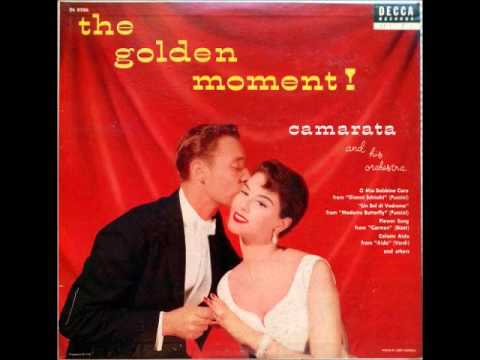Camarata & His Orchestra - Musetta's Waltz  from