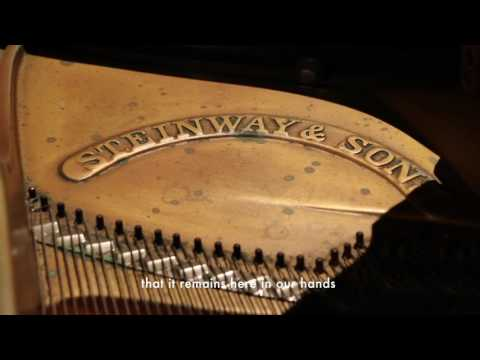 A Steinway D in Mozambique