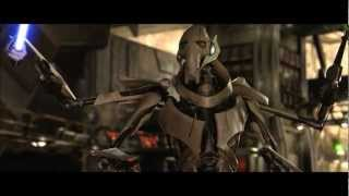 The Jedi Knight Rises [Dark Knight Rises-Star Wars Trailer Mashup]