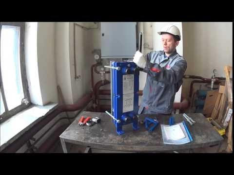Промывка теплообменника пластинчатого видео Паяный теплообменник Alfa Laval CB110-20L Воткинск