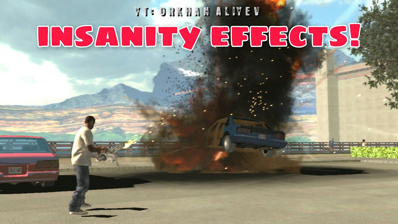 Insanity Effects For Android No Import Gta Sa