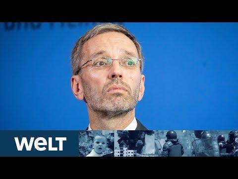 NACH STRACHE-VIDEO: FPÖ-Innenminister