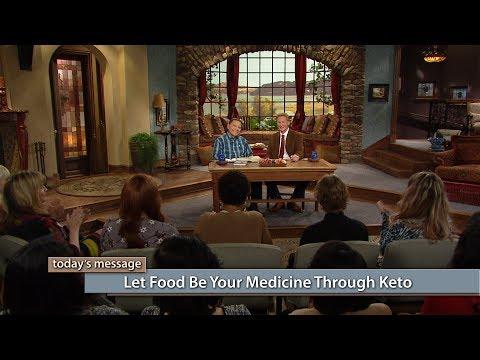 Let Food Be Your Medicine Through Keto