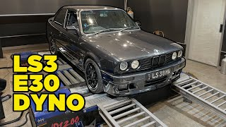 homepage tile video photo for BMW E30 CAM Upgrade & Dyno Run