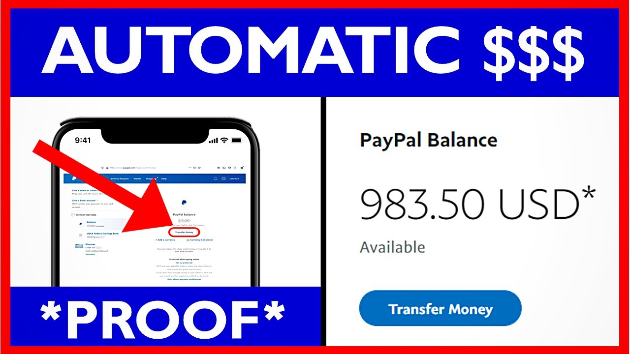 Earn $900 Automatic Money A Day! (LIVE Proof) Make Money Online @Branson Tay
