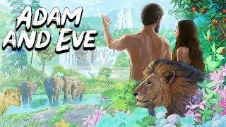 Adam and Eve in the Garden of Eden (The Forbidden Fruit) Bible Stories - See U in History