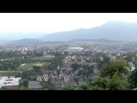 Kathmandu - an urban agglomeration