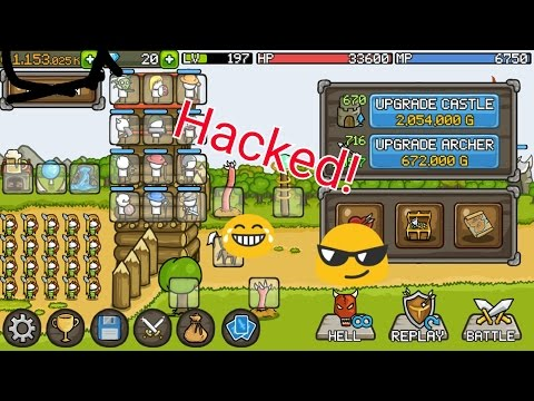 How to hack Grow Castle unlimited coins(game guardian)(ROOTED)