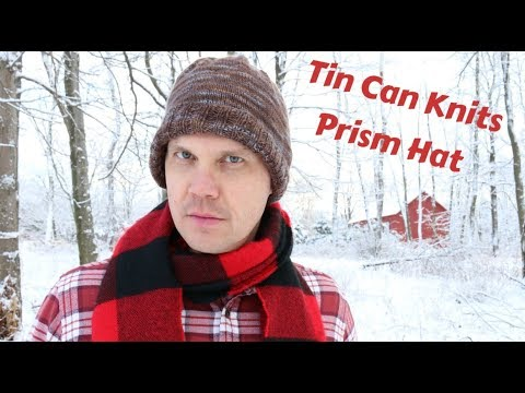 Kristy Glass Knits  Tin Can Knits Prism Hat - YouTube 446725551b1