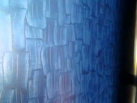 Latest wall textures design for your bedroom - YouTube