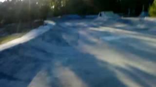 skate lectrique test 400w electric skatepark le four cap ferret 0001