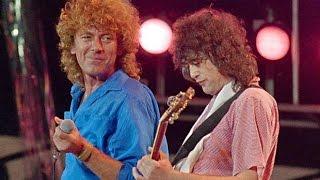 Live Aid - Missing Led Zeppelin set
