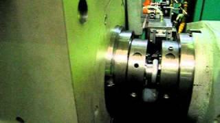 Сварка трением (friction welding)