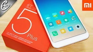Xiaomi Redmi 5 Plus (18:9 Display   Snapdragon 625) Unboxing, Hands On & Benchmarks!