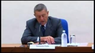 Conferenza stampa - Roma 8 giugno 2011 - parte 1