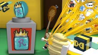 #6 Симулятор Пчеловода, секретный лабиринт, новые скины, новые пчелы, Bee Swarm Simulator Roblox