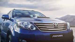 Toyota Fortuner TV Commercial 2013 - Toyota India