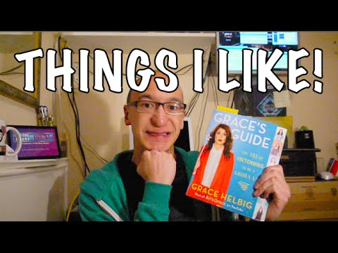Things I Like (Nov '14): Taylor Swift 1989 Album Review! Grace's Guide Is ACTUALLY Good! Froot!