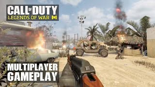 CALL OF DUTY MOBILE - OASIS MAP UPDATE - iOS / Android BETA GAMEPLAY (CHINESE VERSION)