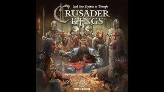 Crusader Kings Boardgame Review