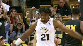 Great Clips Highlights: UCF vs. #11 Wichita State